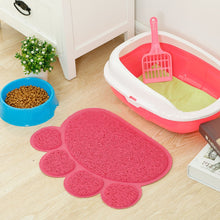 Load image into Gallery viewer, Pet Paw Feeding Mat