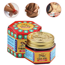 Load image into Gallery viewer, Original Red Tiger Balm Pain Relief Ointment