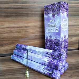 Pure Natural Aroma Temple Incense Sticks