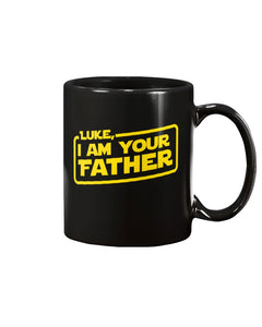 Luke I am Your Father Mug