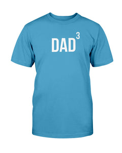 dad3 dad 3 dark grey heather