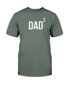 dad 2 dark grey heather dad2