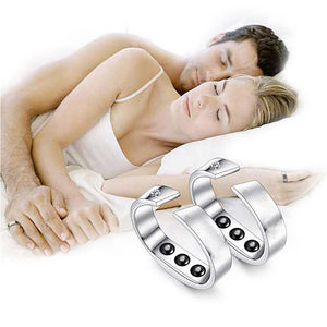 Snoring Solution Sleep Comfortable Anti Snoring Ring For Men And Women