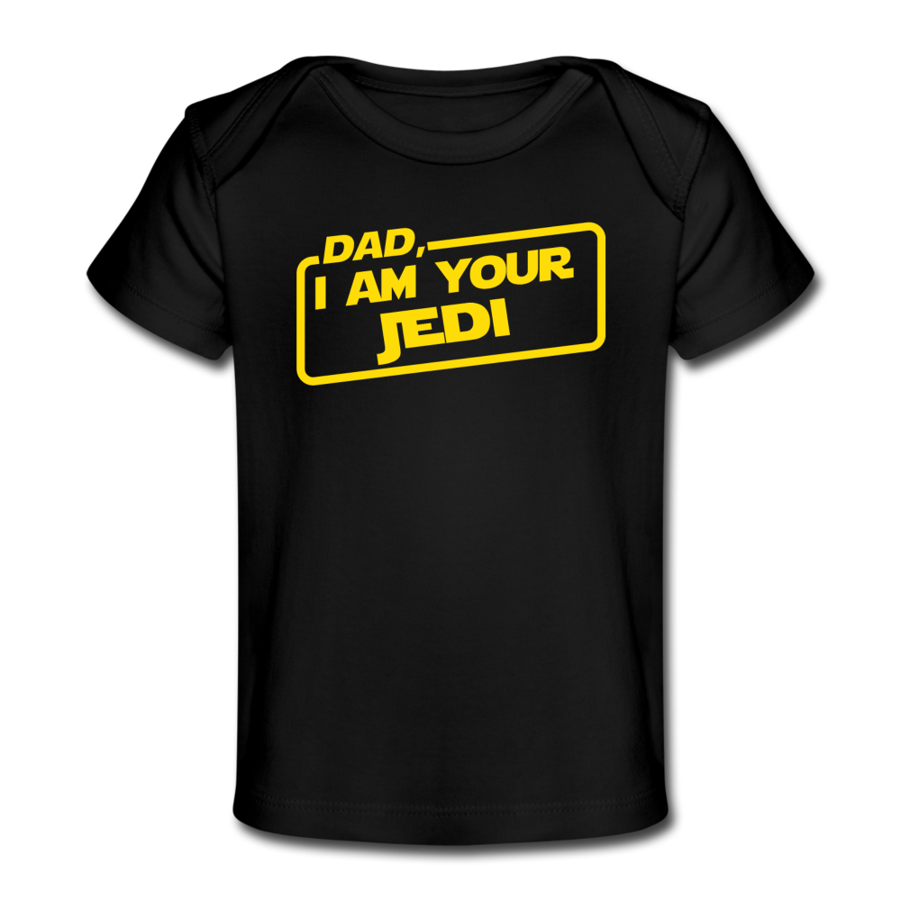 Dad I Am Your Jedi - black