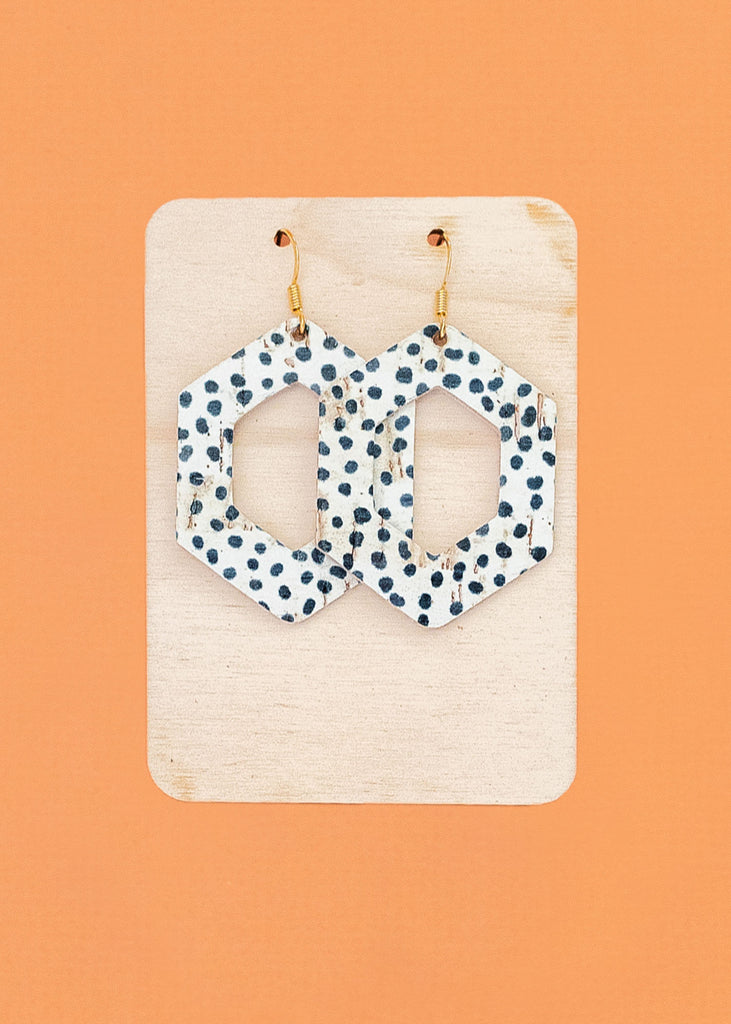 Pepper Hive Earrings