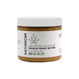 Naturecan 90mg CBD 180g Nut Butter Crunchy Peanut Butter