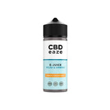 CBDeaze Broad Spectrum 2500mg CBD 100ml E-Liquid (70VG/30PG)