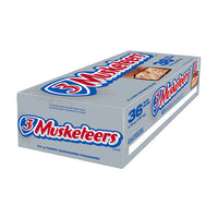 3 Musketeers Chocolate Bars 36 × 54 g