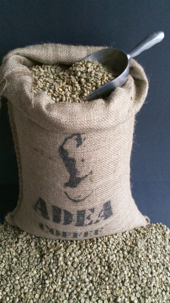 Costa Rica Royal Tarrazu SHB EP Green Coffee Beans, 454 gr (1 lb)