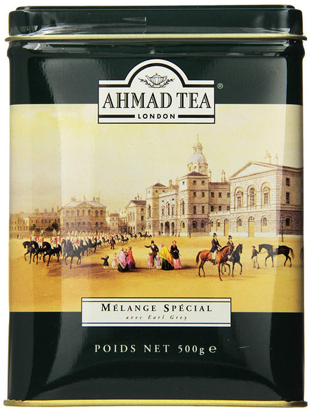 AHMAD TEA Special Blend Loose Tea in Tin, 500g