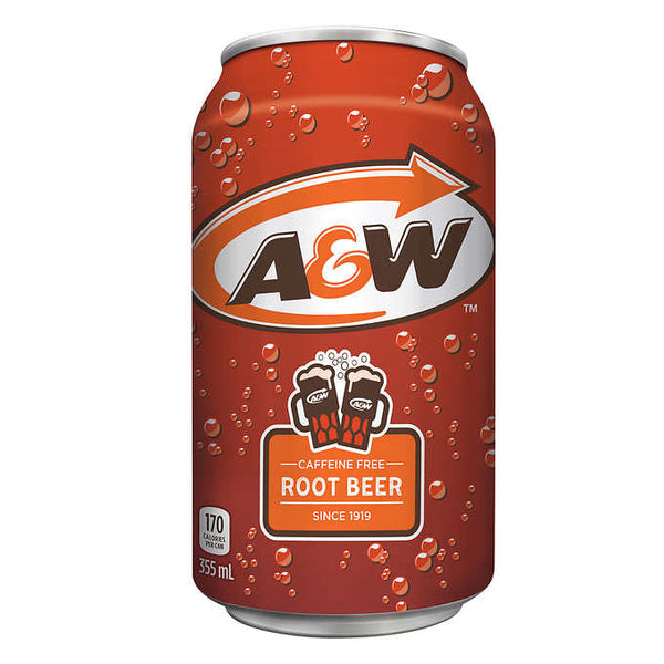 A&W Root Beer 355 mL