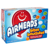 Airheads Original Fruit Candy Bites 18 × 57 g