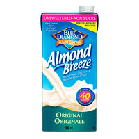 Almond Breeze Unsweetened Original Almond Milk 946 mL