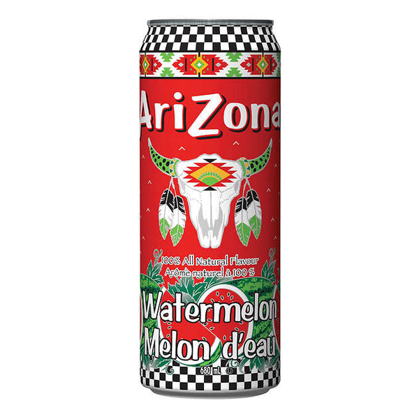 Arizona Watermelon Beverage 680 mL