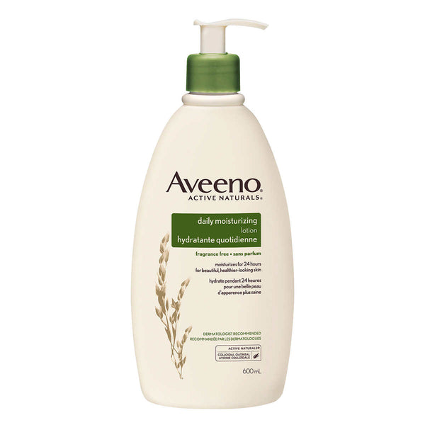 Aveeno Daily Moisturizing Lotion 600 mL