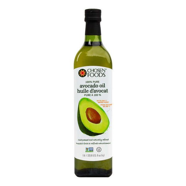 Avocado Oil 100% pure 1L