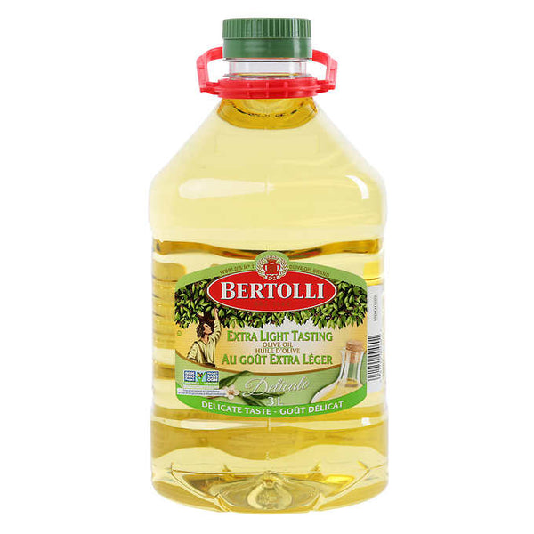 Bertolli Extra Light Tasting Olive Oil 3 L
