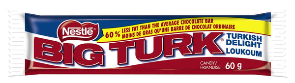 Big Turk Chocolate Bars