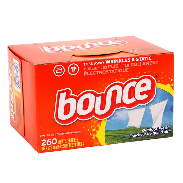 Bounce Dryer Sheets 260 sheets