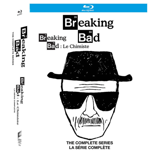 Breaking Bad Complete Series Blu-ray ADEA