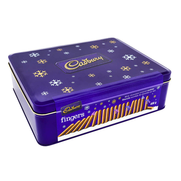 Cadbury Chocolate Fingers 456 g adea coffee