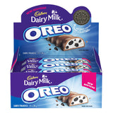 Cadbury Dairy Milk Oreo Bars 12 × 38 g