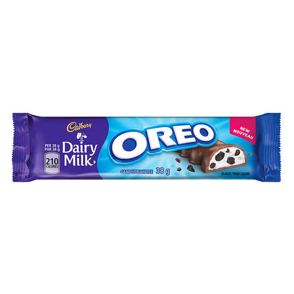 Cadbury Dairy Milk Oreo Bars 38 g