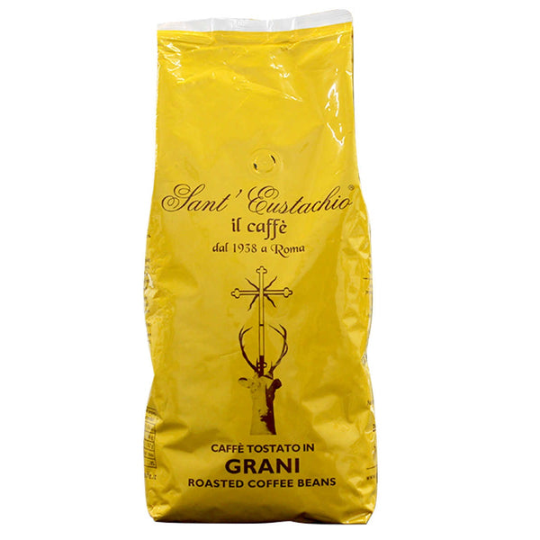 Caffè Sant'Eustachio - Roasted Beans Coffee from Rome, Italy premium selection