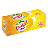 Canada Dry Tonic Water 12 × 355 mL