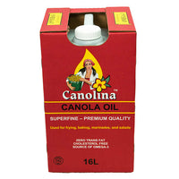 Canolina Superfine Canola Oil 16 L