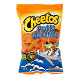 Cheetos Puffs Cheese Flavoured Snacks 40 × 37 g