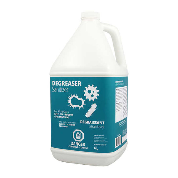 Chimisol Degreaser Sanitizer 4L