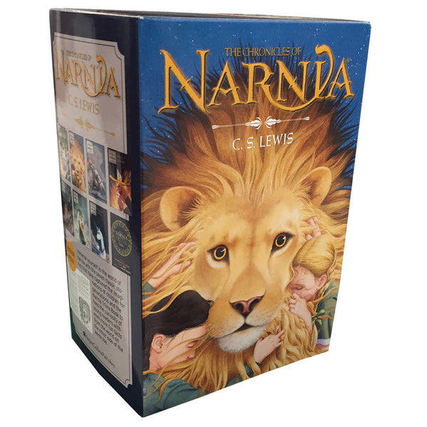 Chronicles of Narnia 8-book Box Set