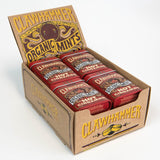Clawhammer Organic Mints Hot Cinnamon 12 Pack