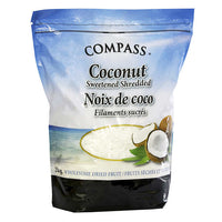 Compass Sweetened Shredded Coconut 2 kg
