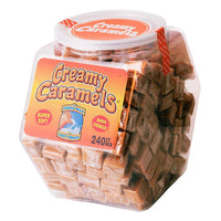 Creamy Caramels Candy 240 × 6.7 g