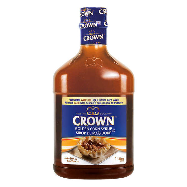 Crown Golden Corn Syrup 1 L