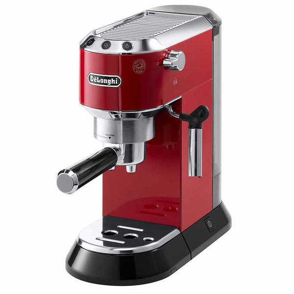 De'Longhi Dedica Espresso Machine Red
