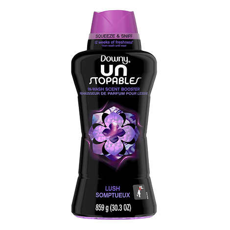 Downy Unstopables Lush In-wash Scent Booster Beads 859 g
