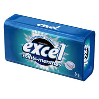 Excel Peppermint Mints 34 g