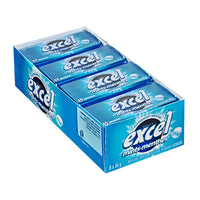 Excel Peppermint Mints 8 × 34 g