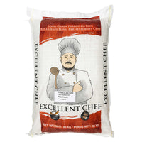 Excellent Chef Long-grain Parboiled Rice 20 kg adea foods