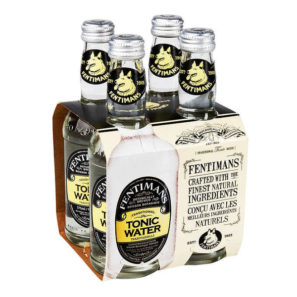 Fentiman's Tonic Water 4 × 275 mL