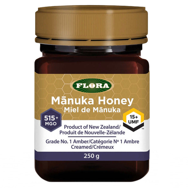 Flora Manuka Honey 15+ UMF