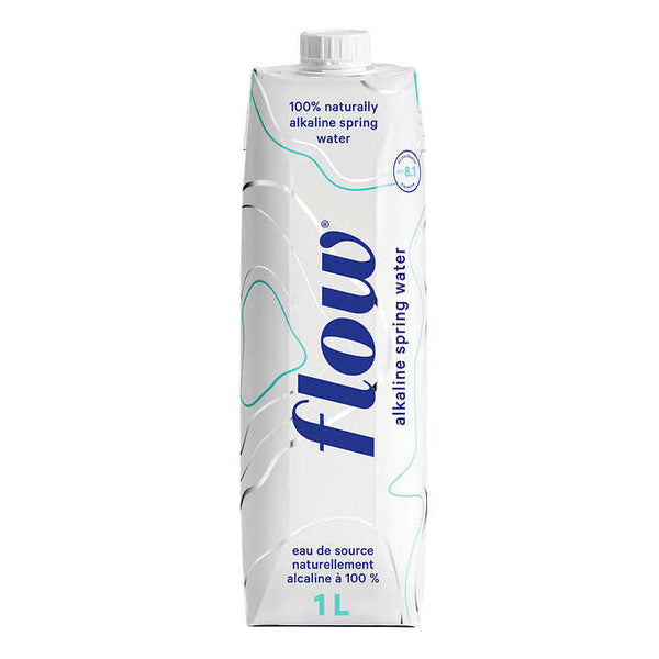 Flow Natural Spring Water 1 L