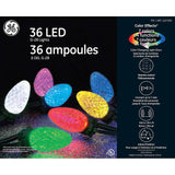 GE Color Effects 36 Light G28 Lamps with 40 function and remote