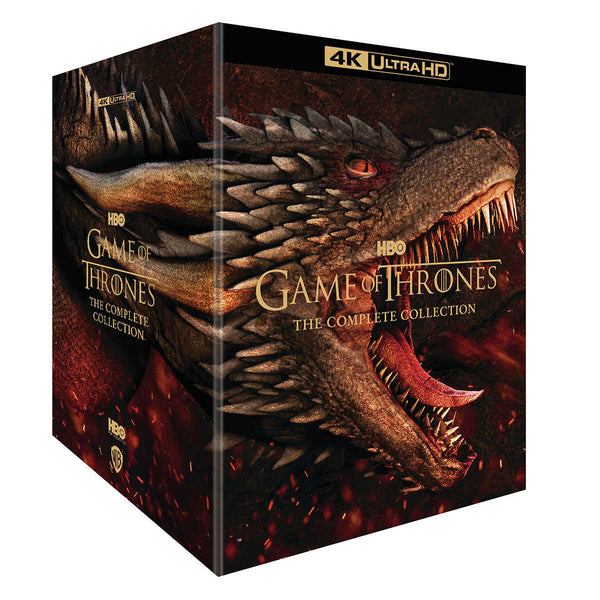 Game of Thrones Complete Collection 4K-UHD