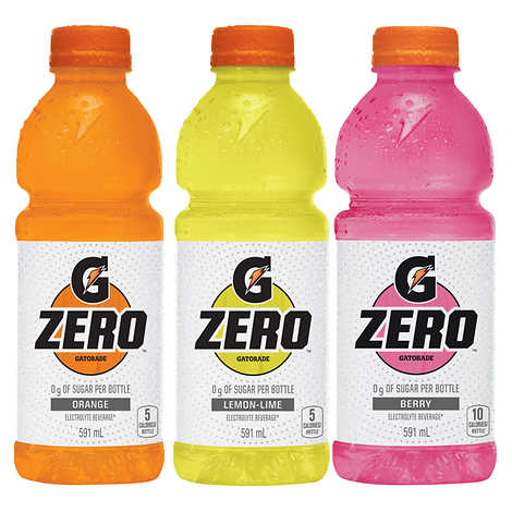 Gatorade Zero Club Pack 3 × 591 mL