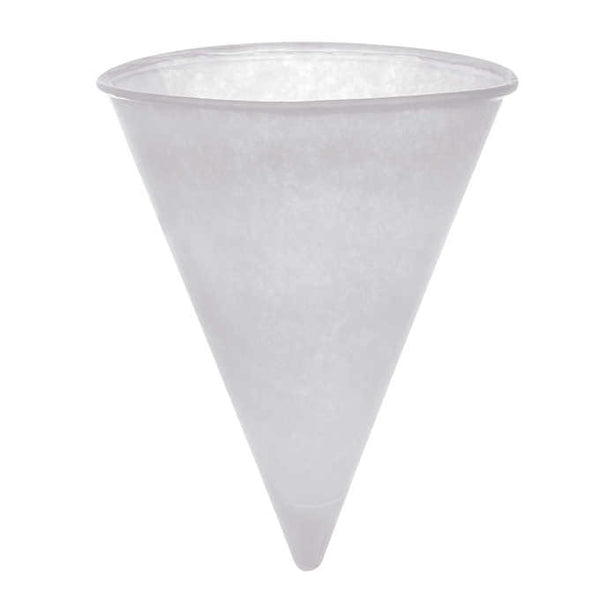 GenPak 4-oz Cone Water Cups 5 packs of 200
