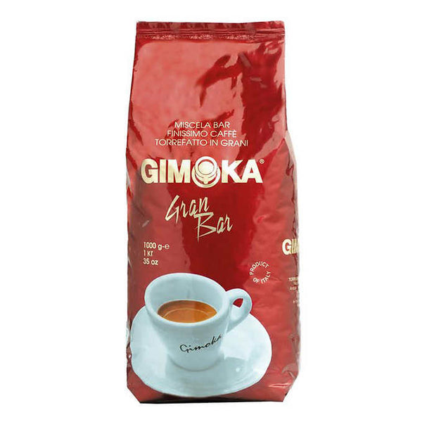 Gimoka Gran Bar Whole Bean Coffee